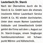 2011-lauterbach-uebernahme-110926_IndustrieAnzeiger_Lauterbach