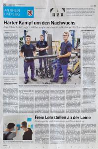 Rundschau 13.08.2015