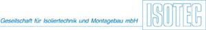 logo ISOTEC Gesellschaft für Isoliertechnik und Montagebau mbH